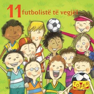 Слика на 11 futbolistë të vegjël (br.161)